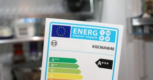 Kühlschrank Energielabel