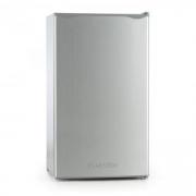 Alleinversorger Kühlschrank 90l Klasse A+ 2 Ebenen Eisfach Edelstahl