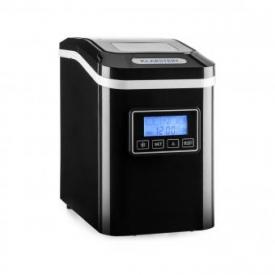 Lannister Eiswürfelbereiter Eiswürfelmaschine 10 kg / 24 h schwarz