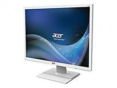 ACER B196LAwmdr 48,3cm 19Zoll TFT IPS 1280×1024 1000:1 5ms 250cd/m  VGA DVI Lautsprecher hoehenverstellbar Pivot hellgrau