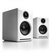 Audioengine A2+ (weiß) Aktiv-Lautsprecher