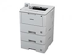 BROTHER HL-L6400DWTT A4 monochrom Laserdrucker 50ppm 3×520 Blatt Papierkassetten Duplex WLAN