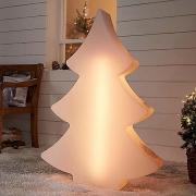 Beleuchteter Tannenbaum Modern, groß