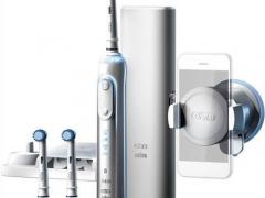 Braun Oral-B Genius 8000 S White (weiss)