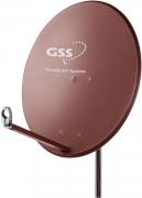 GSS STA 855 – rot Offsetspiegel