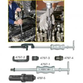 HAZET Injektor-Abzieher 4797/2 · l: 460 mm
