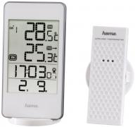 Hama EWS 840 – weiß Wetterstation