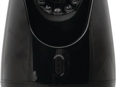 König SAS-IPCAM111B IP-Kamera 720P (Schwarz)