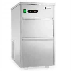 Klarstein Eiswürfelmaschine Industrie 240W 20kg/Tag Edelstahl