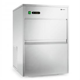 Klarstein Eiswürfelmaschine Industrie 380W 50kg/Tag Edelstahl