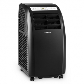 Klarstein Metrobreeze Rom Klimaanlage 10000 BTU Klasse A+ Fernbedienung schwarz