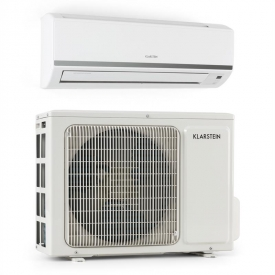 Klarstein Windwaker B 12 Inverter Split Klimaanlage 12000 BTU A++ Fernbedienung