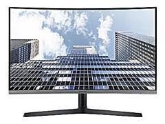 SAMSUNG C27H800FCU 68,9cm 27Zoll Curved TFT 16:9 1920×1080 300cd/m2 3000:1 5ms Pivot HDMI DVI schwarz silber