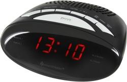 Soundmaster UR 101 SW – schwarz Uhrenradio