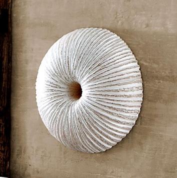 Wandleuchte-Ammonit