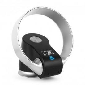 myStream Design-Standventilator 32W Fernbedienung schwarz