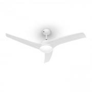 Figo Deckenventilator 52″ 55W Deckenlampe 2x43W Fernbedienung weiß