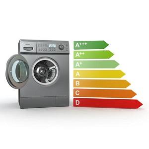 Waschtrockner Energielabel